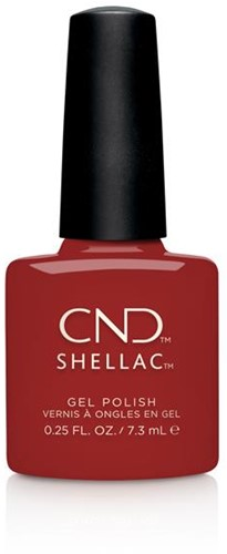 CND™ Shellac™ Company Red