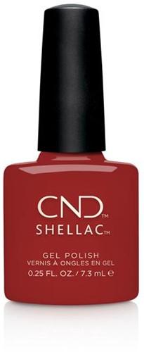 CND™ Shellac™ Company Red
