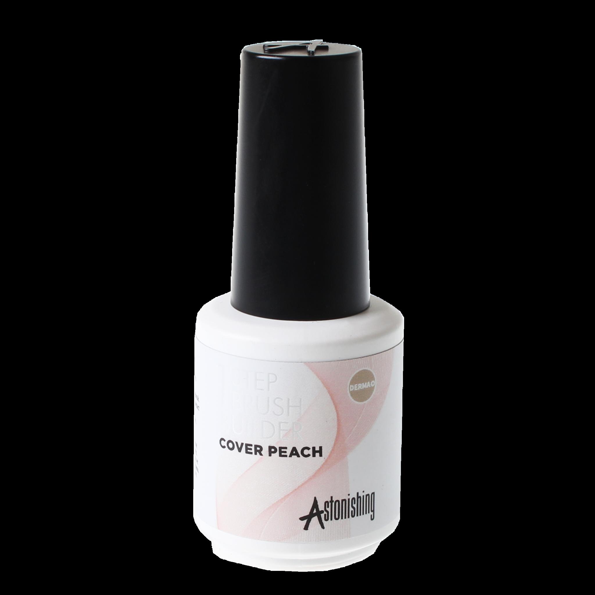 Afbeelding van AST 1 Step Brush Builder Cover Peach
