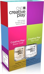 CND™ Creative Play Base & Top Coat Duo