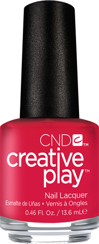 CND™ Creative Play Well Red