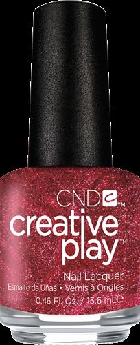 CND™ Creative Play Crimson Like Hot
