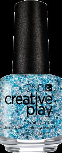 CND™ Creative Play Kiss Teal