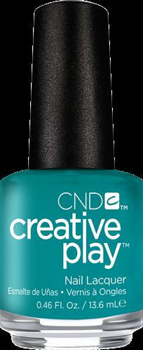 CND™ Creative Play Head over Teal