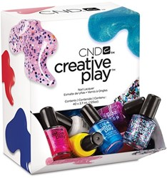 CND™ Creative Play Pinkies met Display