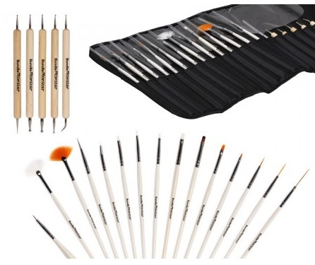 Bundle Monster Brushes Tool Kit