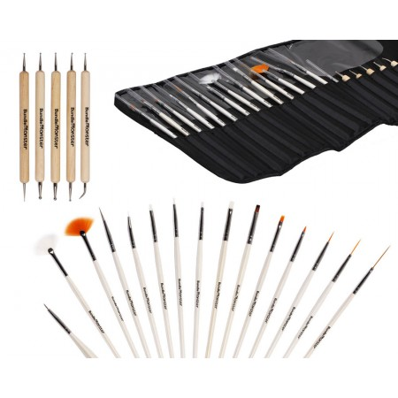 Afbeelding van Bundle Monster Brushes Tool Kit