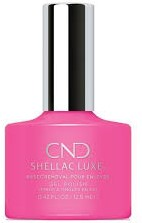 CND™ SHELLAC LUXE™ Hot Pop Pink  #121