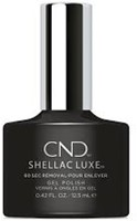 CND™ SHELLAC LUXE™  Black Pool  #105