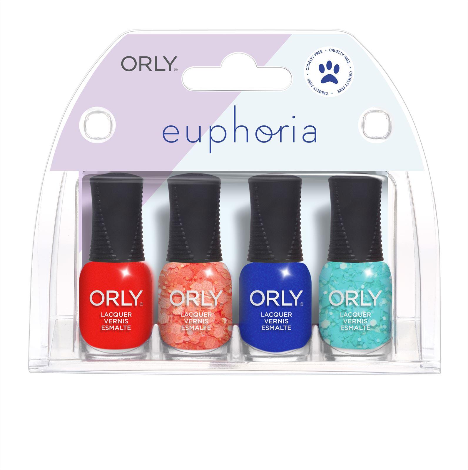 Afbeelding van ORLY - Euphoria Minikit