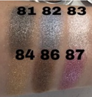 GR - Soft Color Shimmer Eyeshadow #81-2