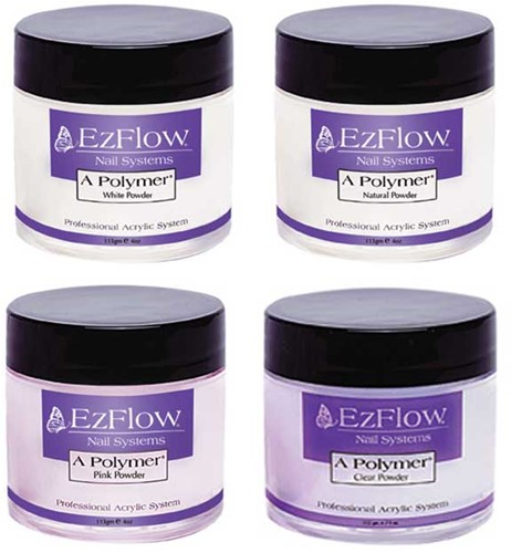 EzFlow Acryl Poeder - White 454 gr