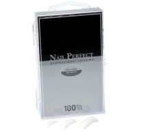 Nail Perfect Fast Curve tip dozen