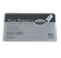 Nail Perfect Fast Curve tips - 200 st.