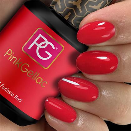 Afbeelding van Pink Gellac #133 Fuchsia Red