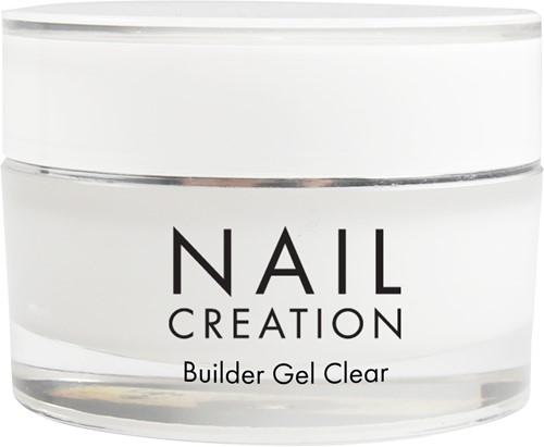 Nail Creation Builder Gel - Clear 30 ml