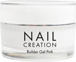Nail Creation Builder Gel - Pink
