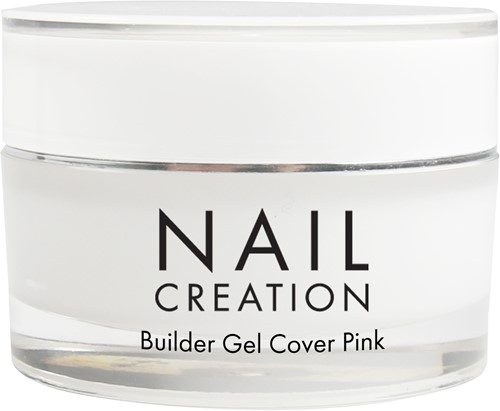 Nail Creation Builder Gel - Cover Pink