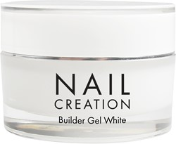 Nail Creation Builder Gel - White