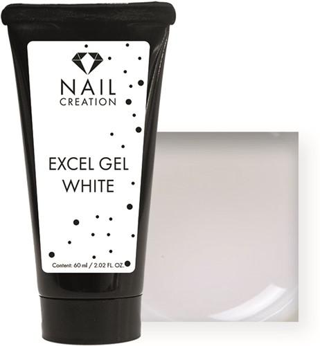Nail Creation - Excel Gel White 60ml