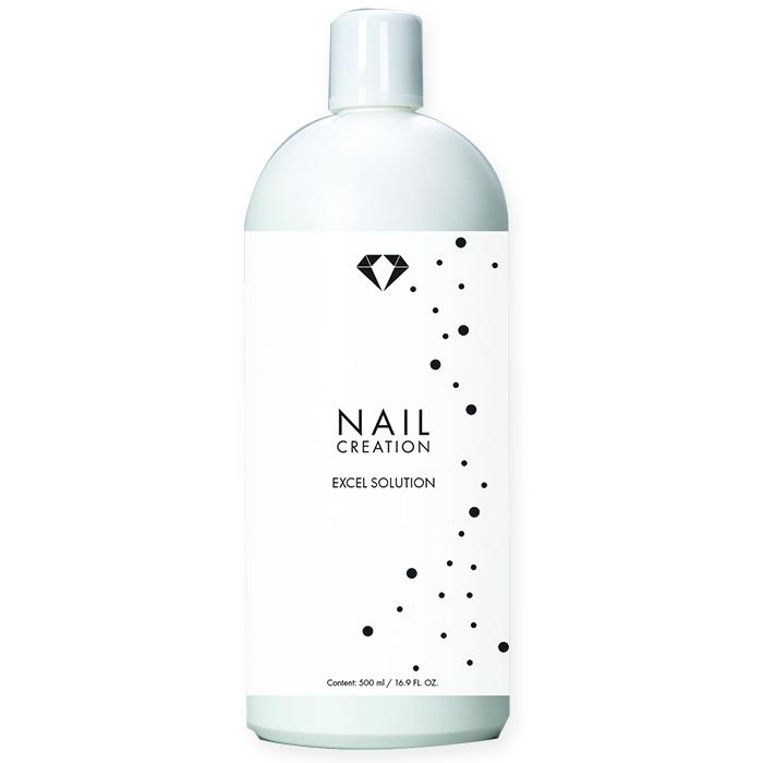 Afbeelding van Nail Creation - Excel Solution 500ml