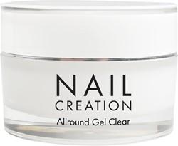Nail Creation Allround Gel - Clear