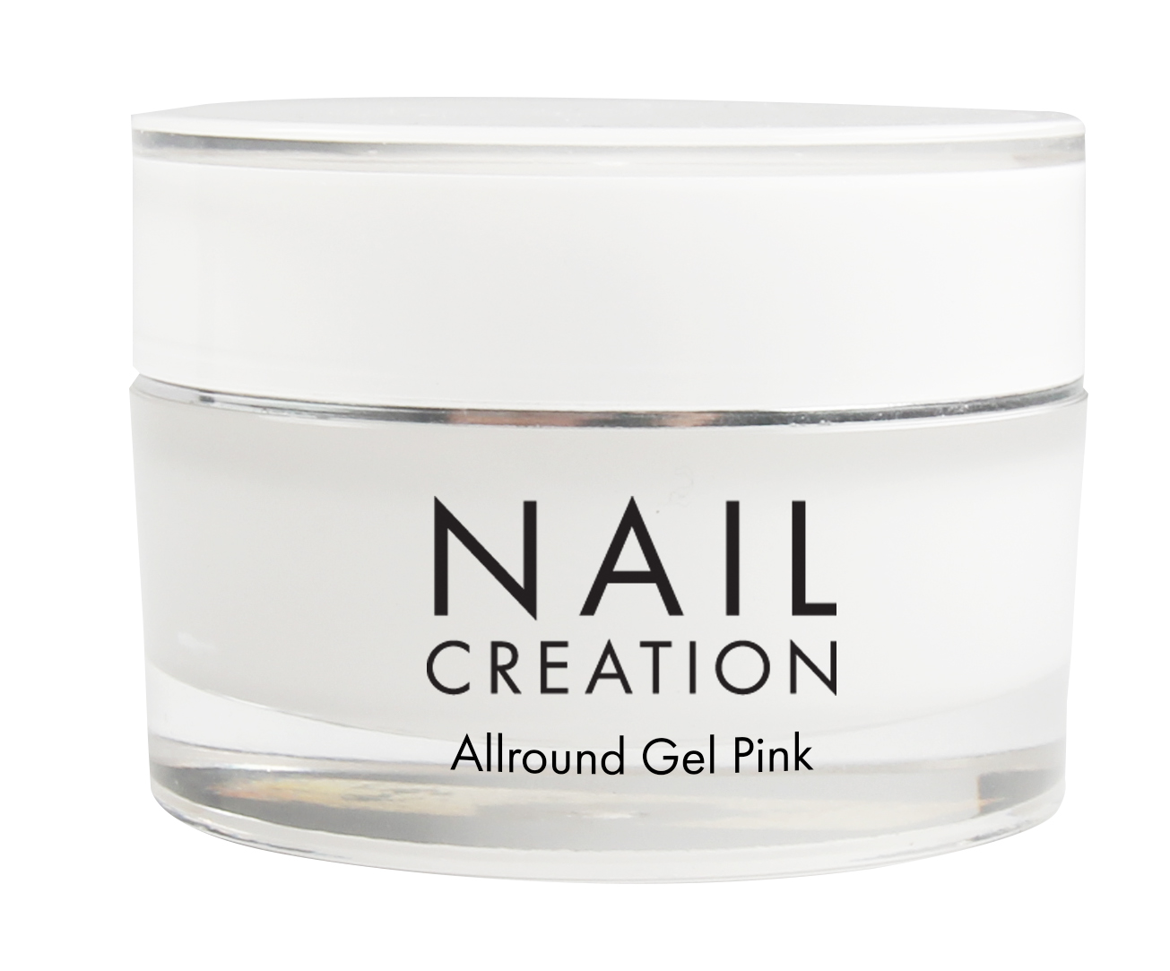 Afbeelding van Nail Creation Allround Gel - Clear 50 ml