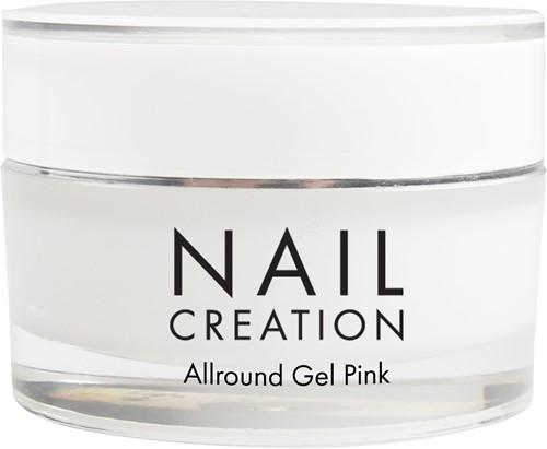 Nail Creation Allround Gel - Pink 50 ml