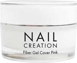 Nail Creation Fiber Gel - Cover Pink