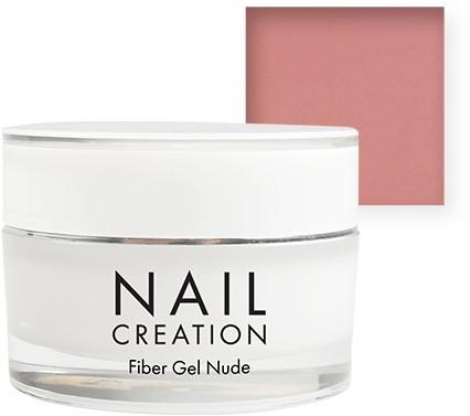Nail Creation Fiber Gel - Nude 15 ml