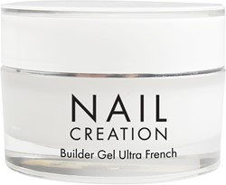 Nail Creation Builder Gel - Ultra French