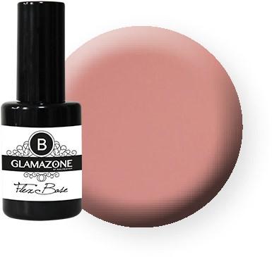 Glamazone - Flexi Basecoat Nude 15ml