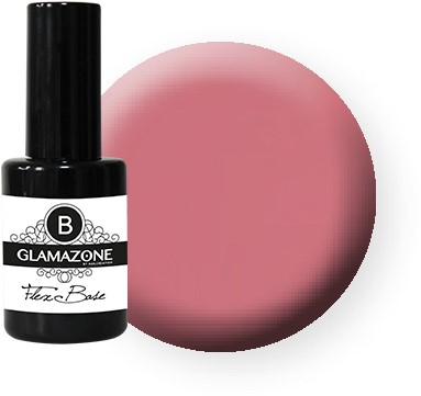Glamazone - Flexi Basecoat Natural 15ml
