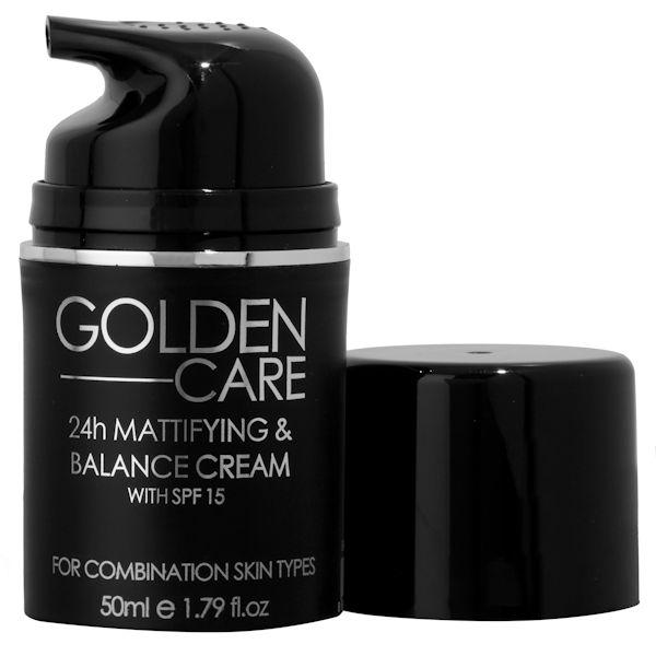 Afbeelding van GR - 24h Mattifying & Balance Cream 50ml / MEN
