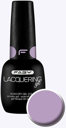 Faby Lacquering Gel - The Comedian 15ml