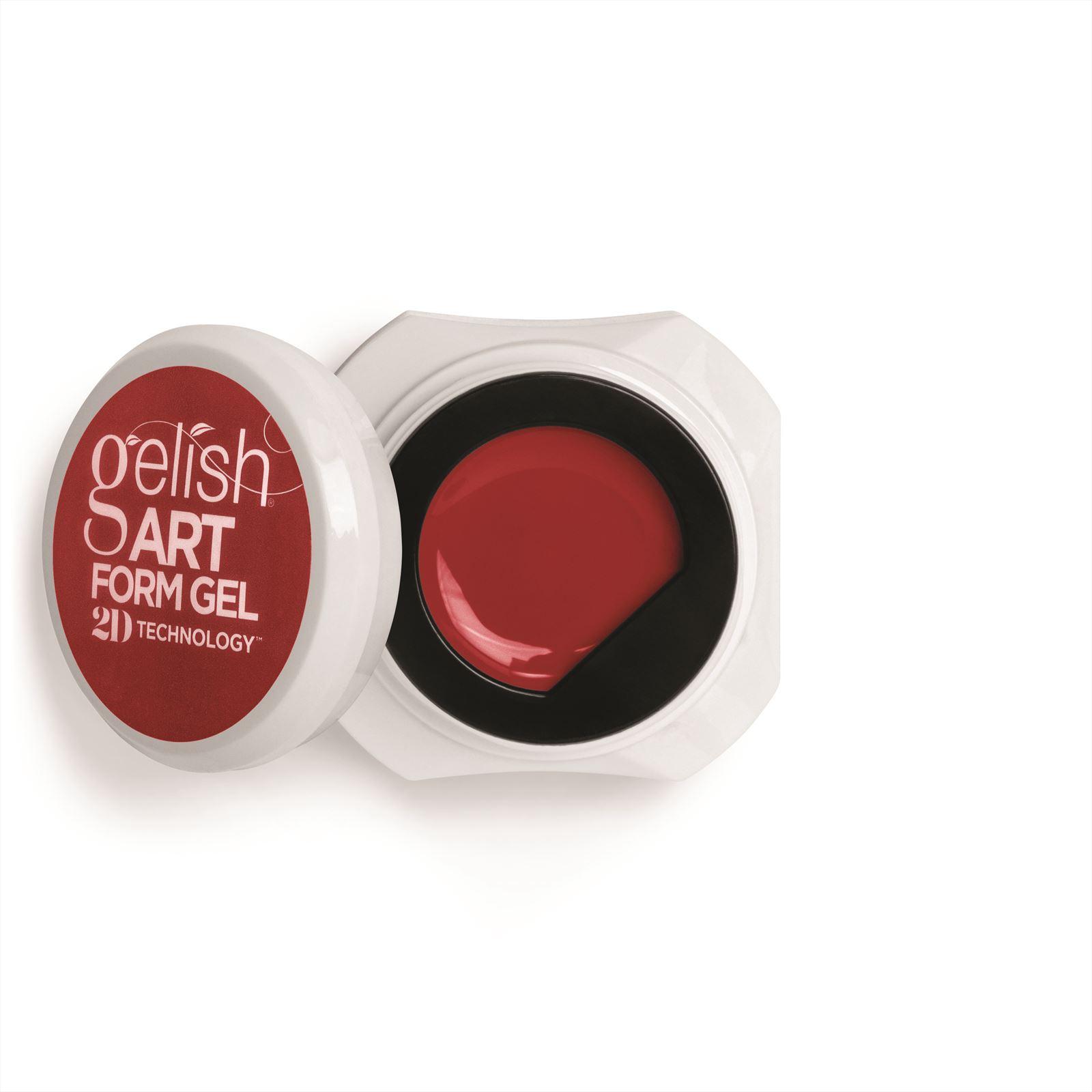 Afbeelding van Gelish 2D Artformgel Essential Red