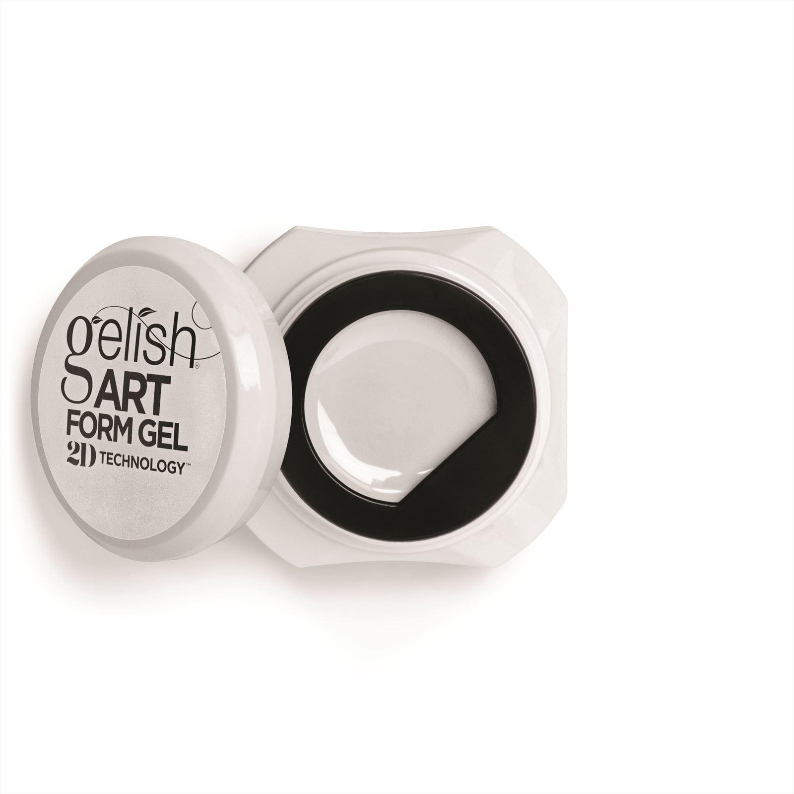 Afbeelding van Gelish 2D Artformgel Essential White