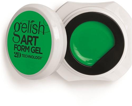 Gelish 2D Artformgel Neon Green