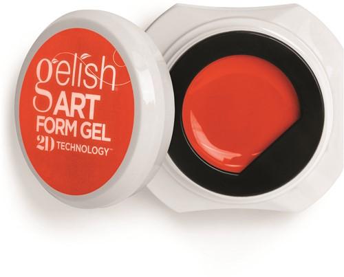 Gelish 2D Artformgel Neon Orange