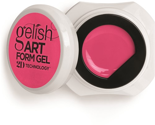 Gelish 2D Artformgel Neon Pink