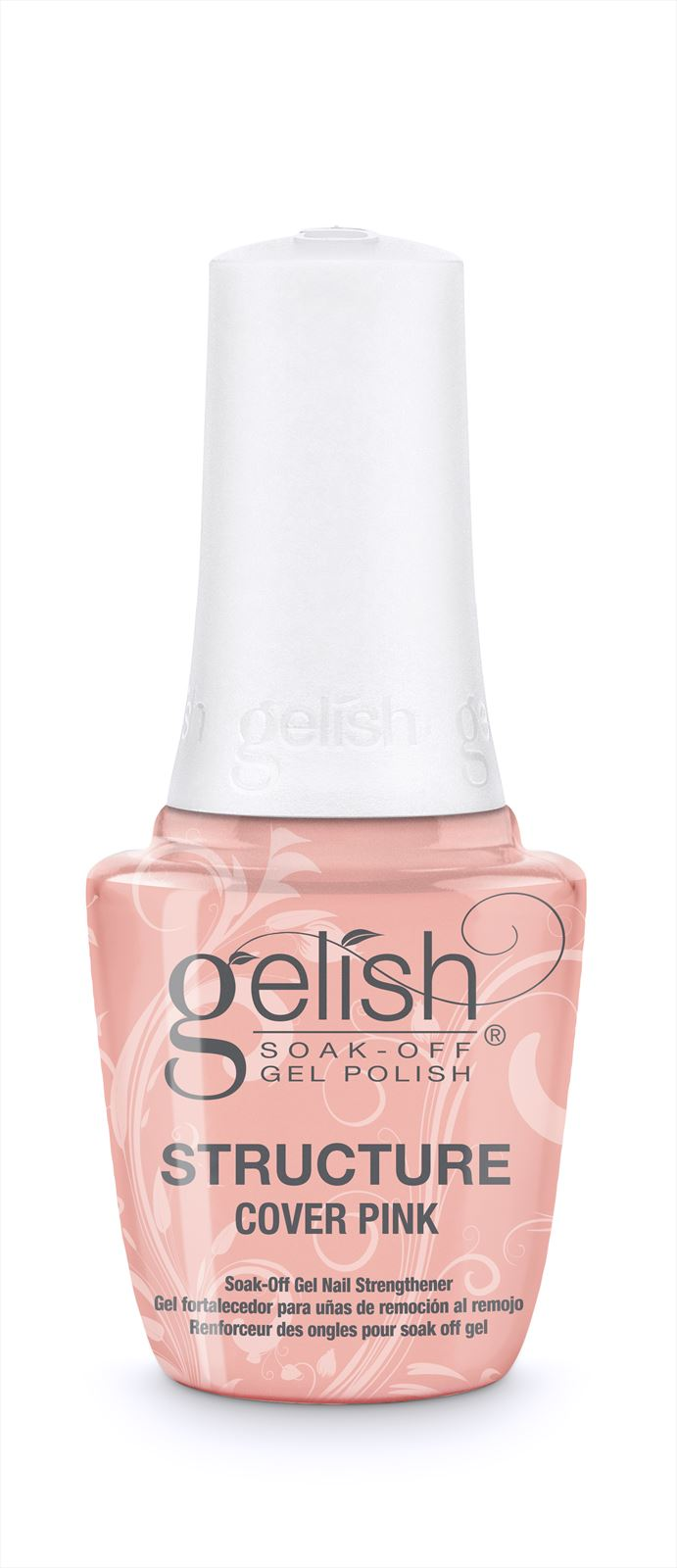Afbeelding van Gelish Cover Pink Brush on Structure