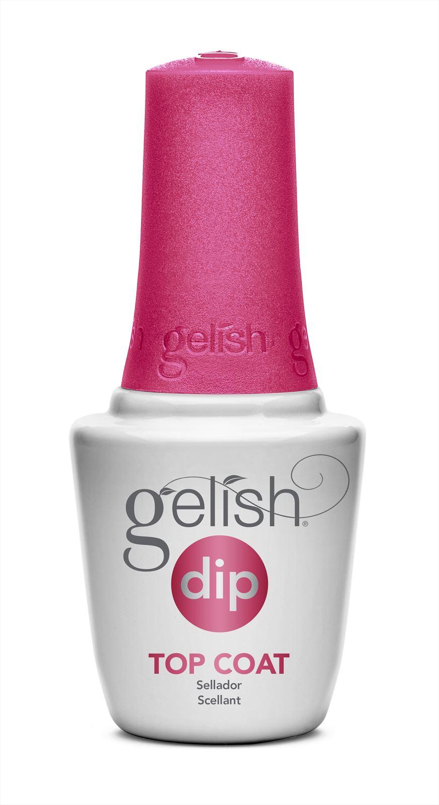 Afbeelding van Gelish Dip - Topcoat 15ml