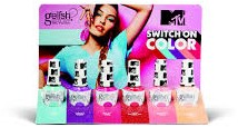 GELISH - SWITCH ON COLOR 6PC DISPLAY