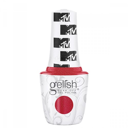 Gelish Gelpolish - Total Request Red MTV