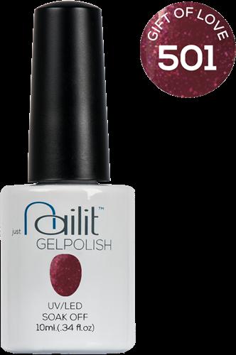 NailIt Gelpolish - Valentine Gift of Love #501