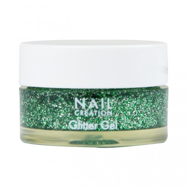 Afbeelding van Nail Creation Glitter Gel - Forrest Secret 5 ml