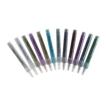 Afbeelding van Nail Perfect - Glitter tube Rainbow Blue
