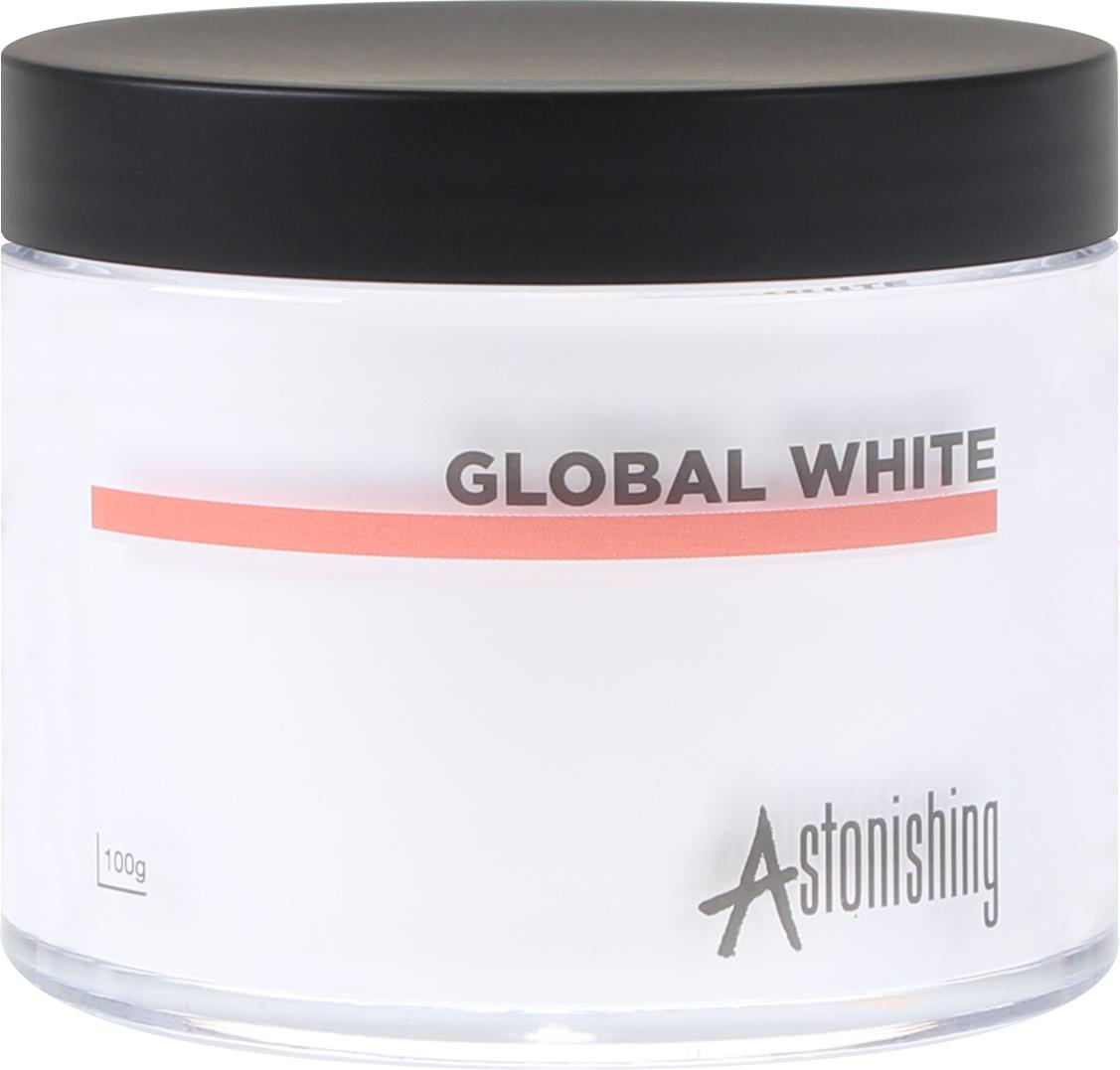 Afbeelding van AST - Acryl Powder Global White 100gr