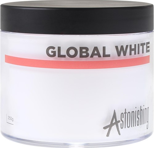 AST - Acryl Powder Global White 250gr