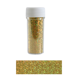 Afbeelding van Nail Foils Gold Multi TF-065G3